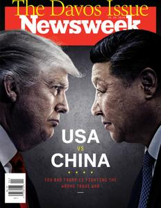 Newsweek USA - January 25, 2019