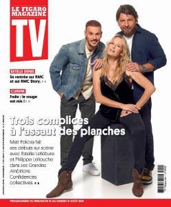 TV Magazine - 15 Août 2021