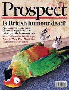 Prospect Magazine - December 2011
