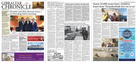 Gibraltar Chronicle – 18 July 2019