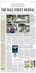 The Wall Street Journal - 7 May 2021