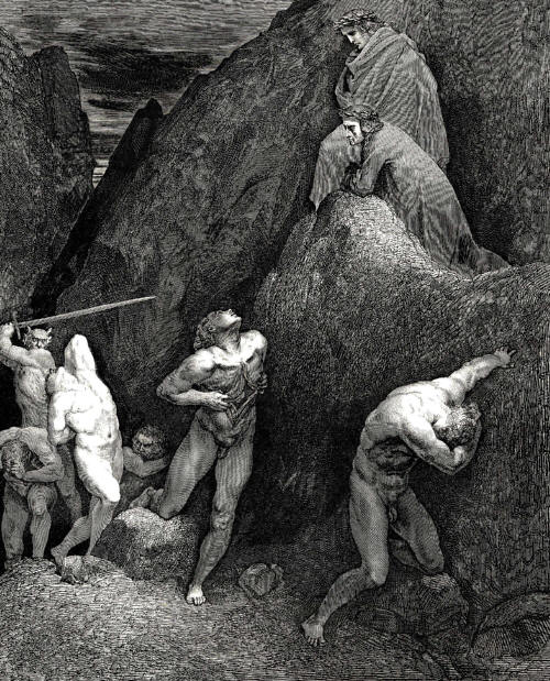 Поль Гюстав Доре (76 картин) | Gustave Dore (76 pictures)