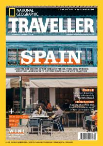 National Geographic Traveller UK - June 2021
