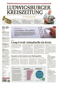 Ludwigsburger Kreiszeitung LKZ - 10 Juli 2021