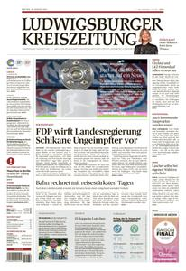 Ludwigsburger Kreiszeitung LKZ - 13 August 2021
