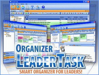 LeaderTask 7.3.5.5 Multilanguage