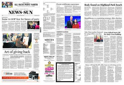 Lake County News-Sun – November 12, 2018