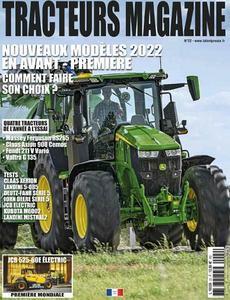 Tracteurs Magazine - Juillet-Septembre 2021