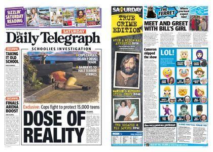The Daily Telegraph (Sydney) – November 25, 2017