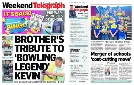 Evening Telegraph First Edition – January 19, 2019