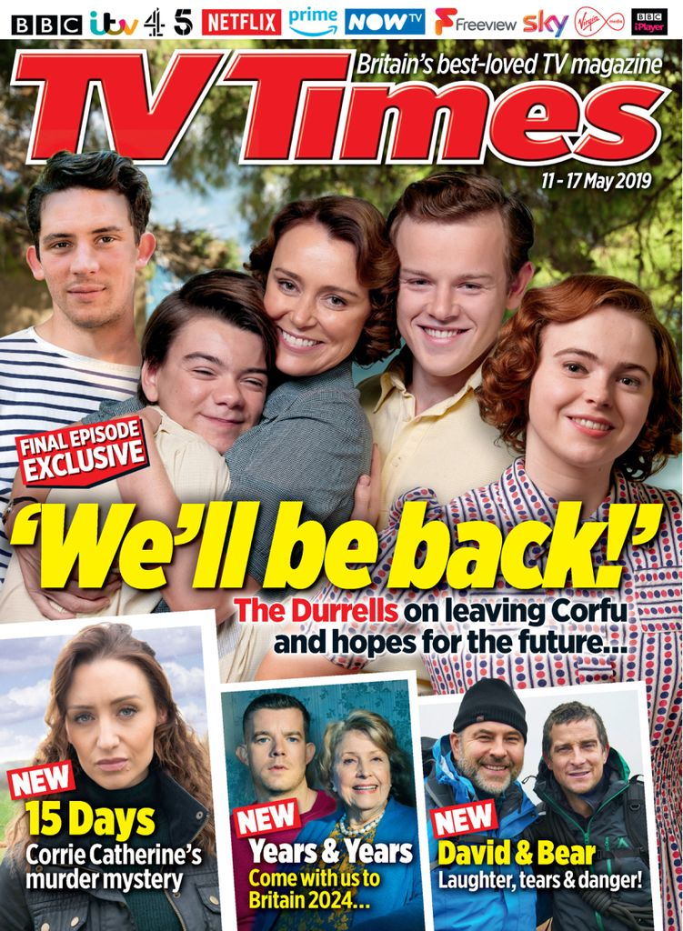 TV Times - 11 May 2019