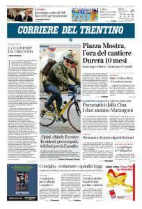 Corriere del Trentino - 9 Maggio 2018