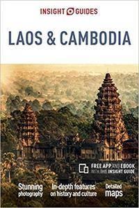 Insight Guides Laos & Cambodia, 4 edition
