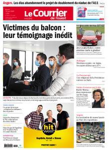 Le Courrier de l'Ouest Angers – 13 avril 2021