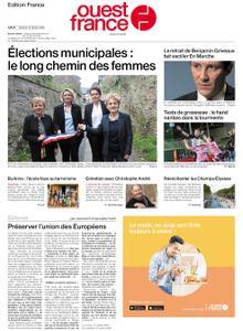 Ouest-France Édition France – 15 février 2020