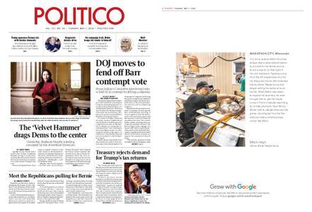 Politico – May 07, 2019
