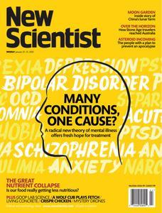 New Scientist - January 25, 2020