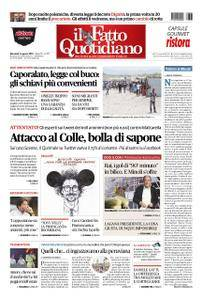Il Fatto Quotidiano - 08 agosto 2018