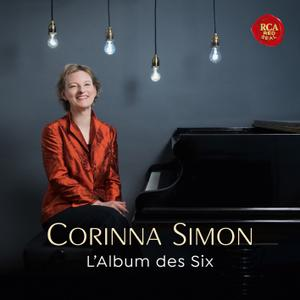 Corinna Simon - L'Album des Six - Music by French Avant-Garde Composers of Early 20th Century (2019) [24/48]