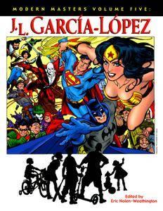 Modern Masters Vol 05 - Jose Luis Garcia-Lopez ArtNet - DCP