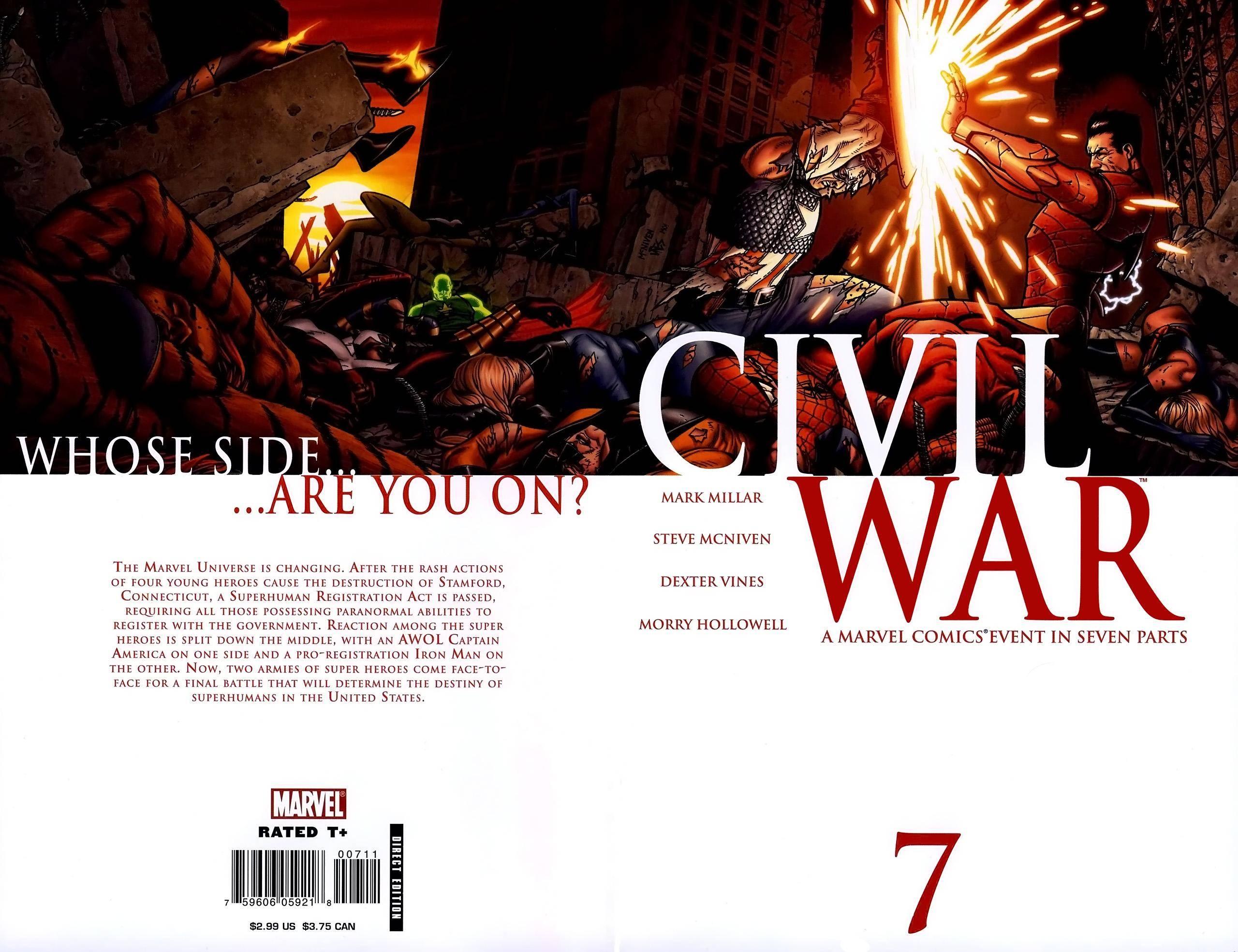 Civil War 07 of 7