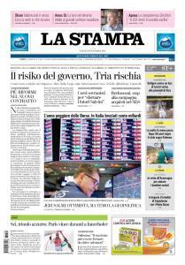 La Stampa Imperia e Sanremo - 29 Dicembre 2018