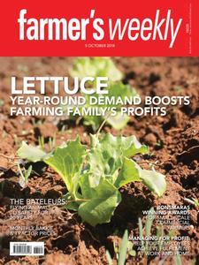Farmer's Weekly - 05 October 2018