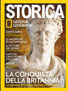 Storica National Geographic N.152 - Ottobre 2021