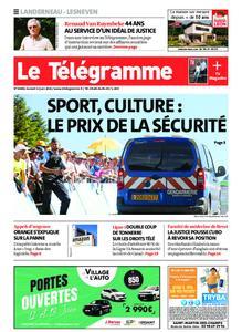 Le Télégramme Landerneau - Lesneven – 12 juin 2021
