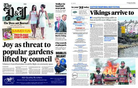 The Press and Journal Moray – June 24, 2019