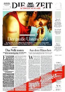 Die Zeit Schweiz - 18. Februar 2021