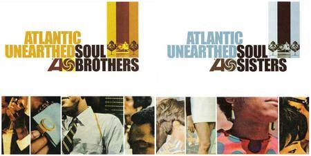 VA - Atlantic Unearthed: Soul Brothers/Soul Sisters (2006)