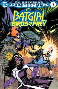 Batgirl  the Birds of Prey 001 2016 2 covers Digital Zone-Empire