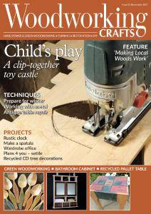 Woodworking Crafts - Issue 33 - December 2017