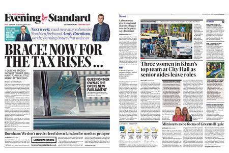 London Evening Standard – May 11, 2021