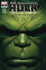 Immortal Hulk 018 2019 GreenGiant