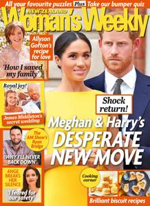 Woman's Weekly New Zealand - September 27, 2021