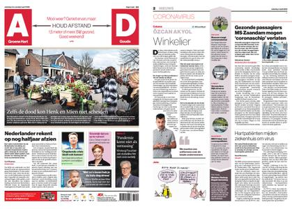 Algemeen Dagblad - Gouda – 04 april 2020