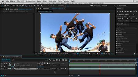 After Effects Guru: Time-Based Effects