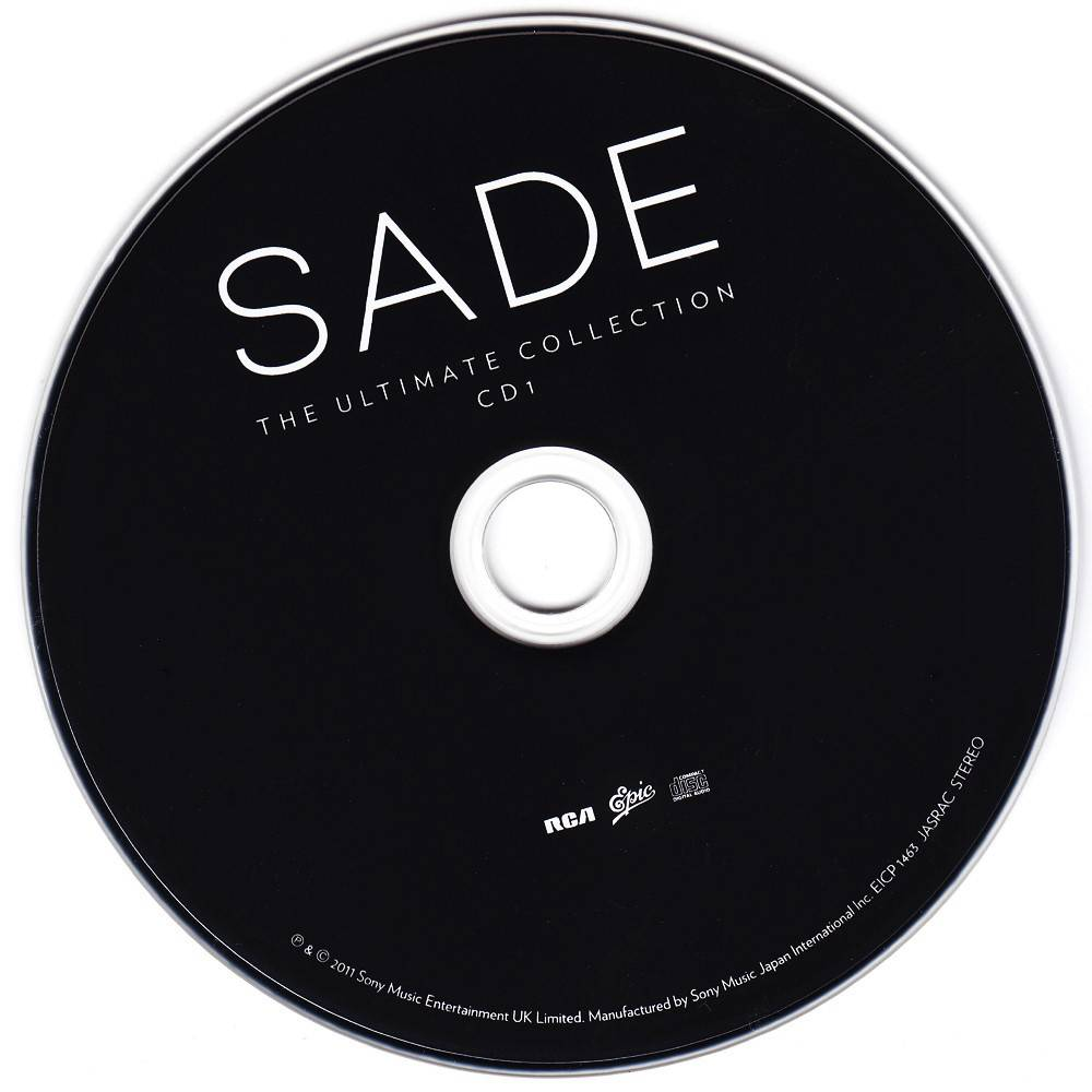 Sade The Ultimate Collection: The Ultimate Collection (2011) [Japanese Ed.] 2CD