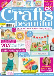 Crafts Beautiful – August 2021