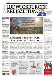 Ludwigsburger Kreiszeitung - 25. Januar 2018