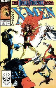 Classic X-Men 041 1989