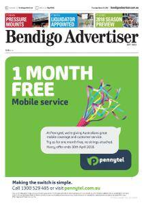 Bendigo Advertiser - March 29, 2018