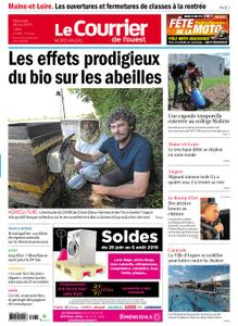 Le Courrier de l'Ouest Nord Anjou – 26 juin 2019
