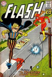 The Flash v1 121 1961