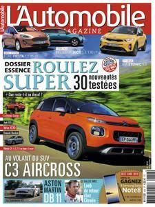 L'Automobile Magazine - octobre 2017