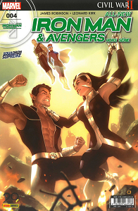 All-New Iron Man & Avengers - HS 4 - Trouver Namor