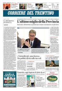 Corriere del Trentino - 14 Febbraio 2018