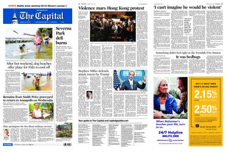 The Capital – July 23, 2019